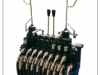 Hidravlično krmilni sistem s  4 ročicami (3D8)