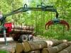 Gozdarska prikolica RW16+ FK 8500